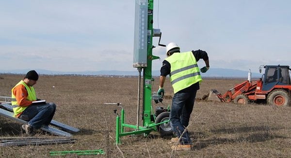 Geotechnical-survey