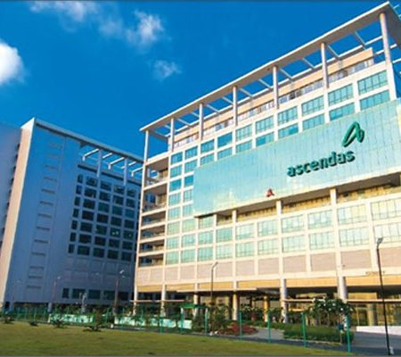 Ascendas IT Park Chennai.