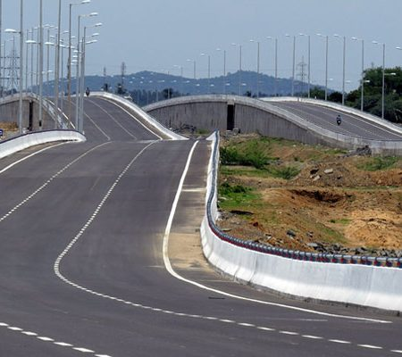 Development of Chennai Outer Ring Road - Phase Ii at (Nemilicheri to Minjur)