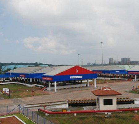 HPCL –Irumpanam, Kerala