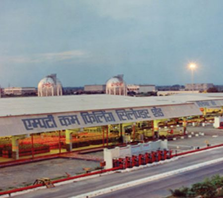 IOCL Bottling plant @ North Chennai