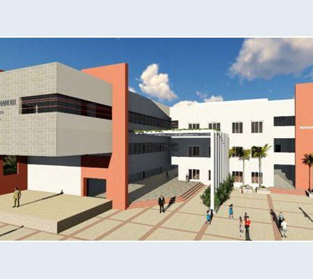 Maharishi school - Kattupakkam