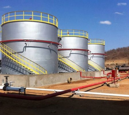 Vertical Storage Tanks TETE PROVINCE, MOZAMBIQUE