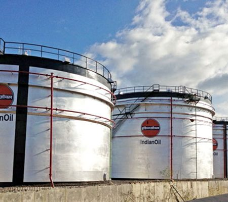 Vertical Storage Tanks & Terminal CHITTOOR, AP